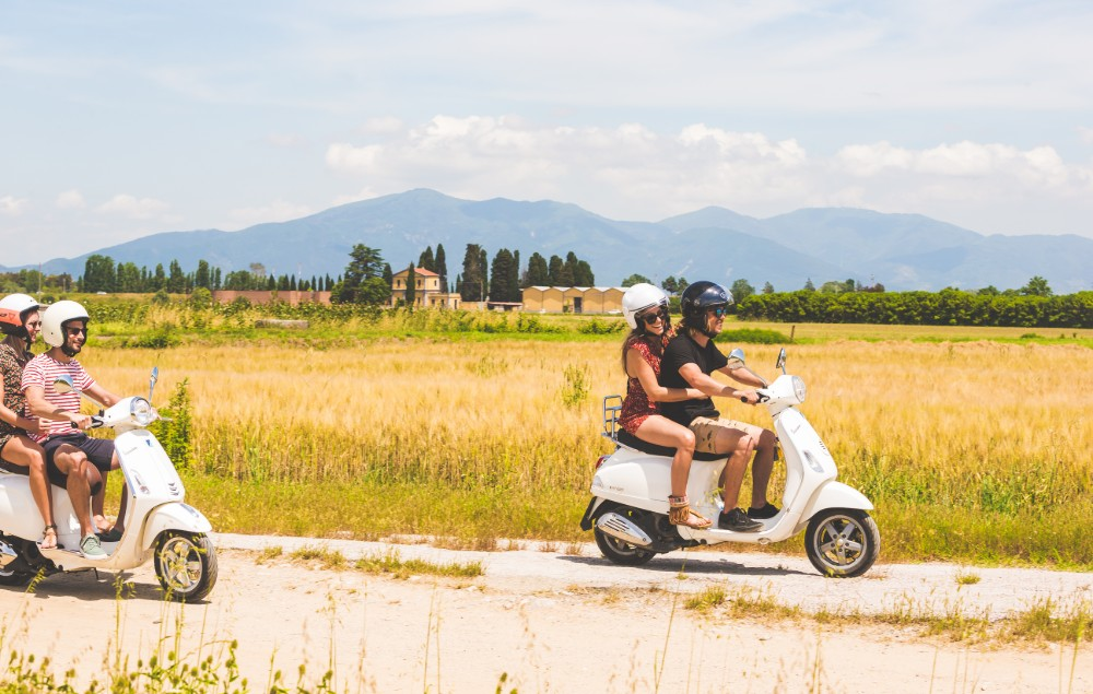 picture of The Vespa Trip