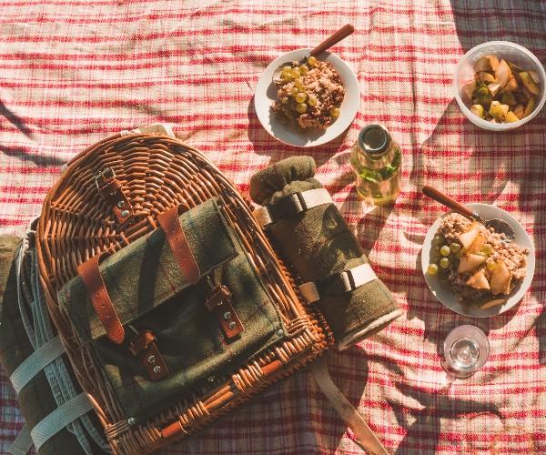 Picknick in Cadzand