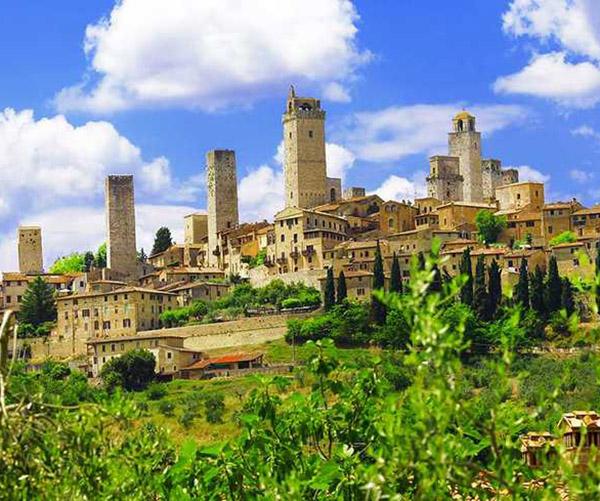 Day 3 - San Gimignano